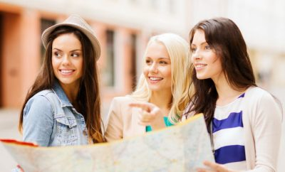 Friends Travel Partner Map