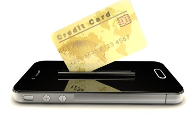 credit card iphone