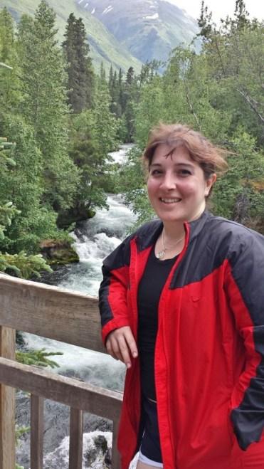 Russian River Falls salmon run Keri