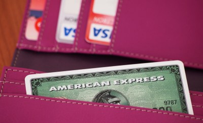 american express wallet credit cards