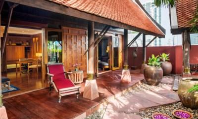 sheraton grande sukhumvit bangkok raja suite