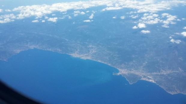 Iberia MAD-FLR coastline