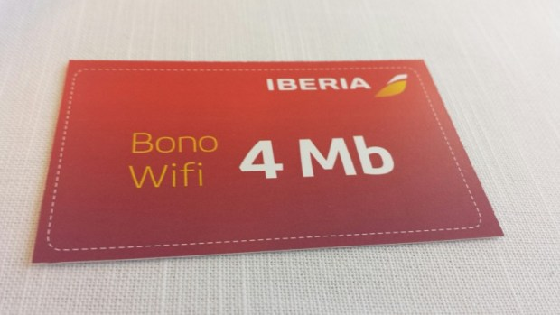 Iberia business class review jfk-mad free internet