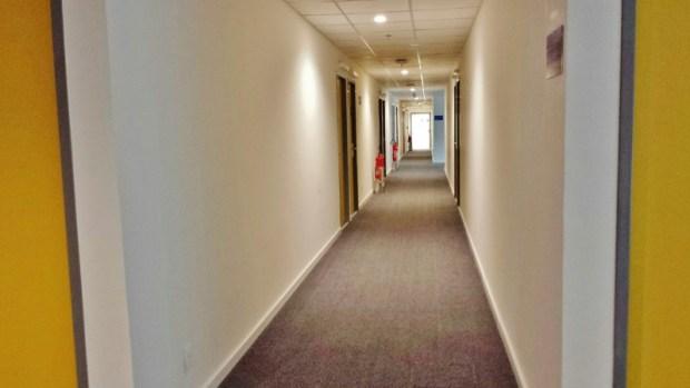 Tryp Wyndham GRU Airport Hotel hallway