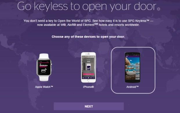 spg open your world promo instant start