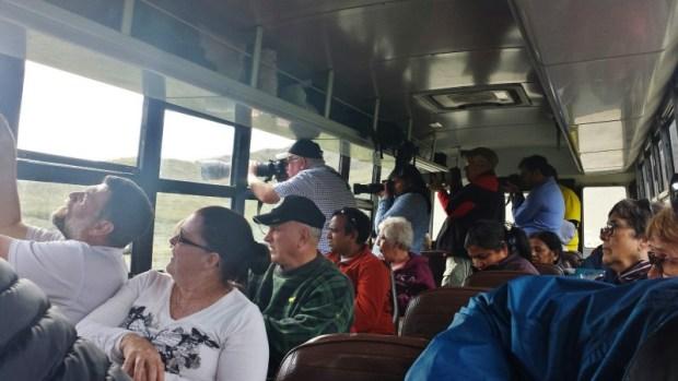Denali National Park Katishna Experience Bus Tour Scenery Wildlife Sighting