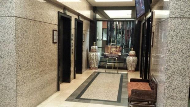 Sheraton Laguardia East Hotel elevators