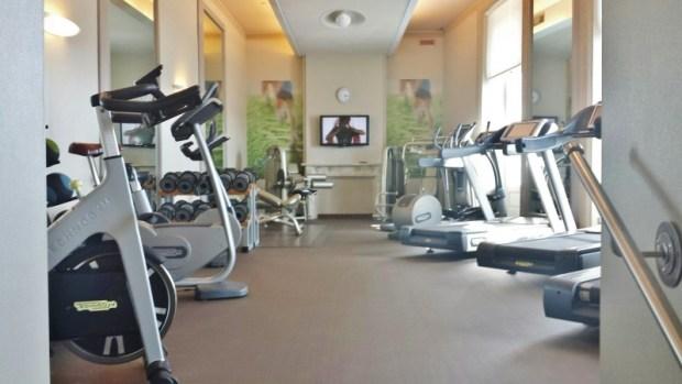 Westin Excelsior Florence hotels gym