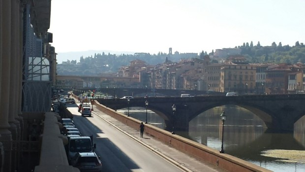 Westin Excelsior Florence hotels river view king covered bridge
