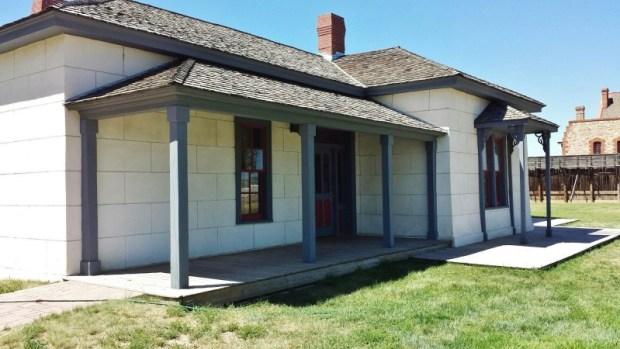 Wyoming Territorial Prison Warden House