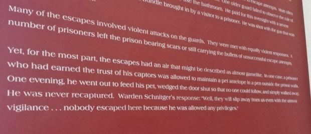 Wyoming Territorial Prison escape stories