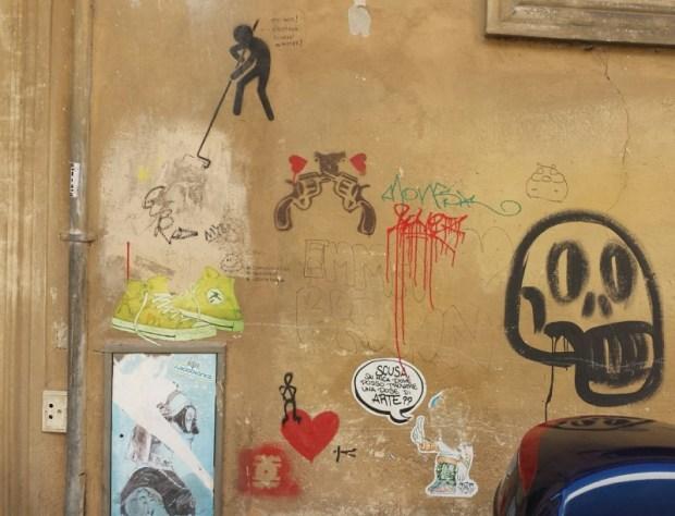 fantastic graffiti enroute
