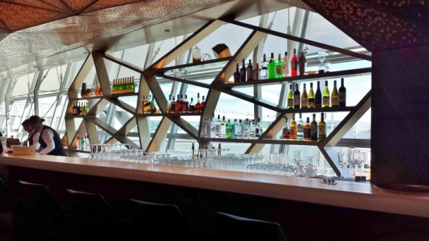 Etihad lounge jfk opening bar