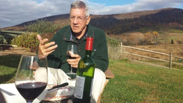 Glen Manor Vineyards rick