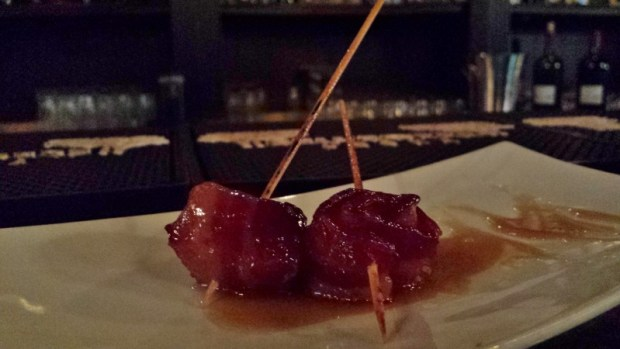 Maison Tavern SODO seattle scotch candy bacon