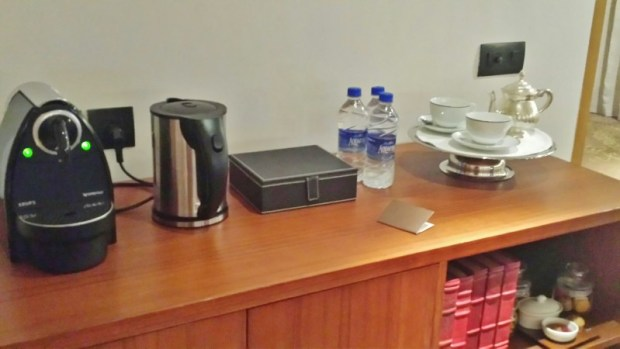 Park Hyatt Chennai Hotels Park Executive Suite beverage station
