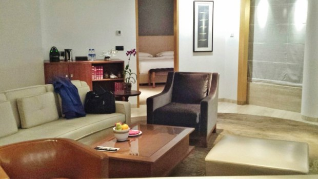 Park Hyatt Chennai Hotels Park Executive Suite living room seating