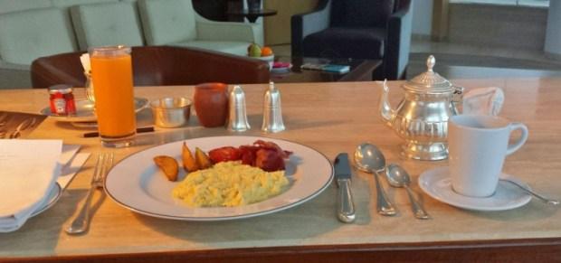 Park Hyatt Chennai Hotels Park Executive Suite room service breakfast