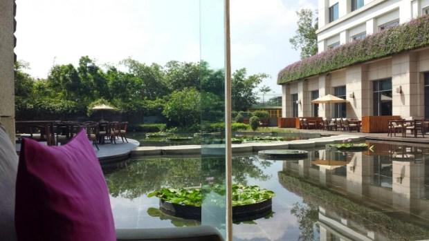 Park Hyatt Chennai Hotels lobby view