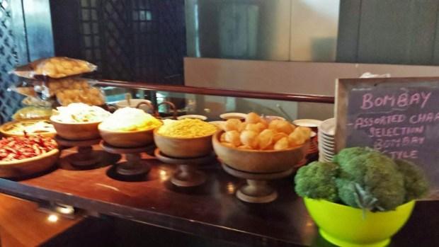 Park Hyatt Chennai hotels Flying Elephant lunch bombay