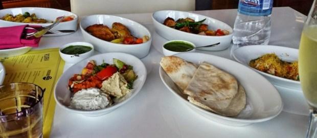 Park Hyatt Chennai hotels Flying Elephant lunch options