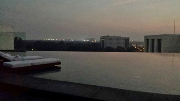 Park Hyatt Chennai hotels horizon pool sunset