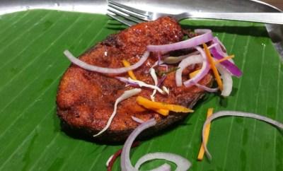 Thalappakatti restaurant chennai bbq fish