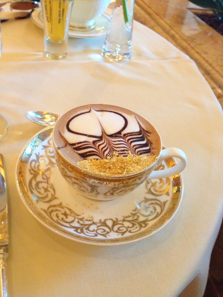 Though you'll have no trouble getting a gold-topped cappucino if you are looking to spend a little extra