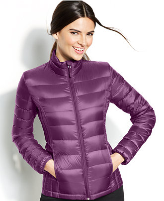macys 32 degrees hooded packable puffer coat