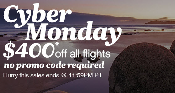 new zealand cyber monday sale