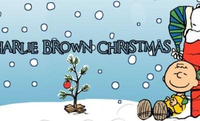 A Charlie Brown Christmas slider