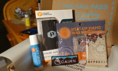 Cairn December Box Review