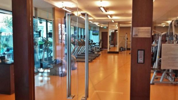 Le meridien chiang mai executive suite fitness center
