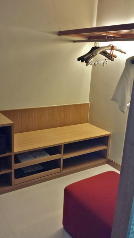 Le meridien chiang mai executive suite walk in closet