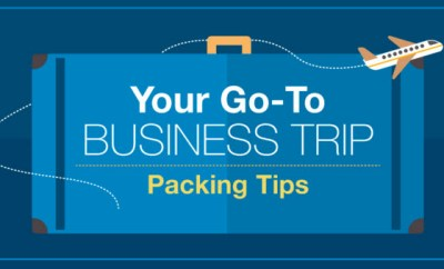 business trips packing tips