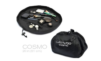 lay n go cosmo toiletry bag