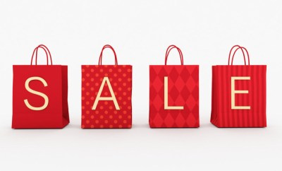 sale shopping bags deal