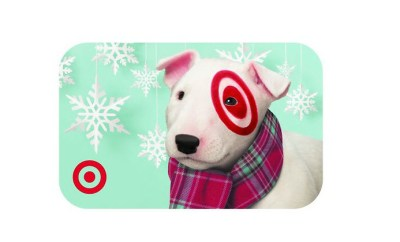 target holiday gift card