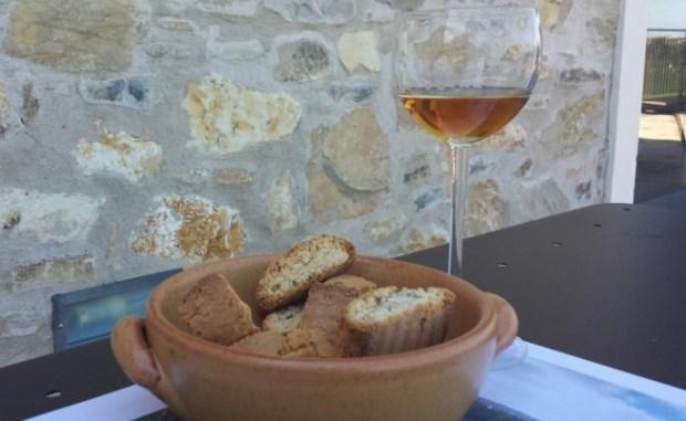 Casa Emma Chianti Tuscany biscotti vin santo