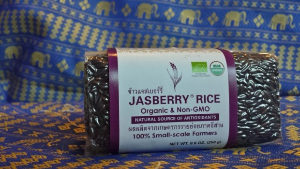 Try the World Food Subscription Box Thailand Box Jasberry Rice
