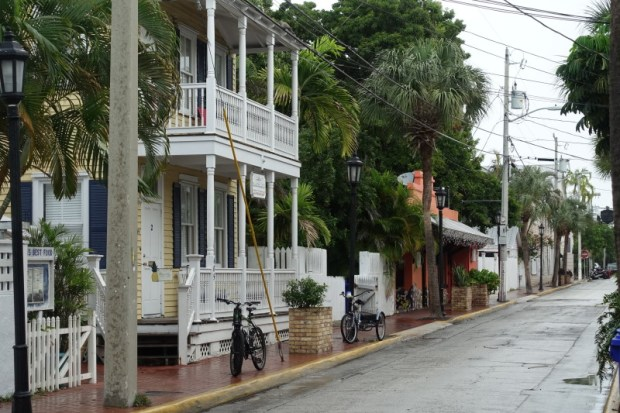 key west florida street
