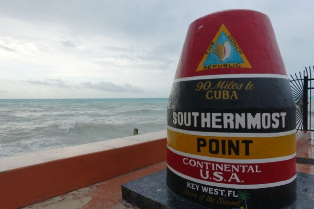 southernmost point Florida