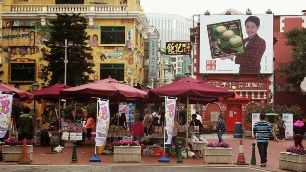 Old City Taipa Markets Macau