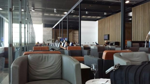 sao paolo oneworld lounge