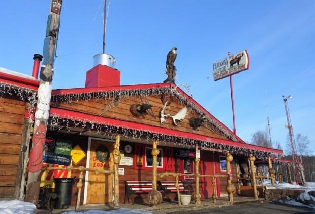 chatanika lodge restaurant fairbanks