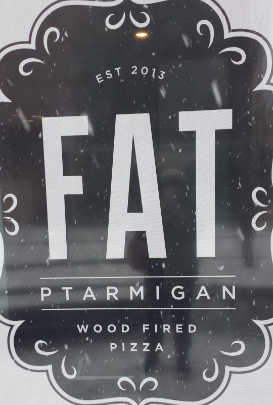 fat ptarmigan anchorage restaurants sign