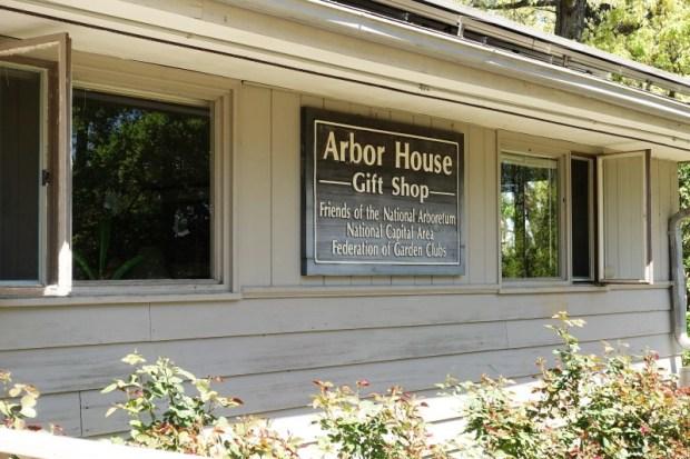 Arbor House Gift Shop National Arboretum DC