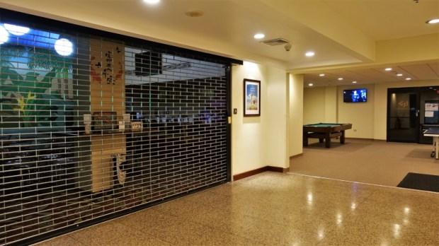 San Juan Airport Hotel Review bar billiards