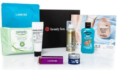 target beauty box april 2016