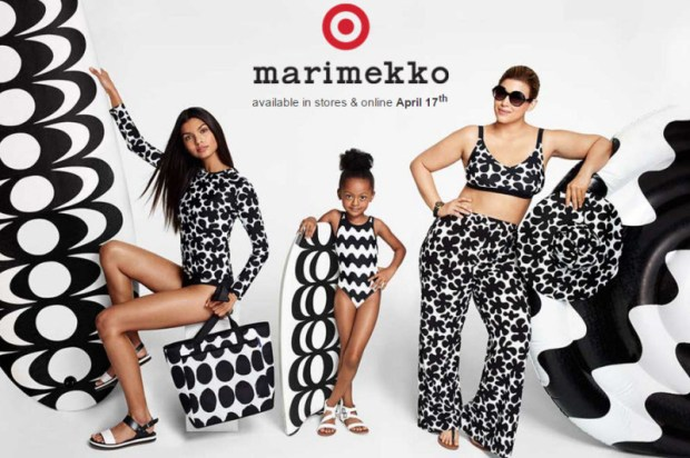 target fashion collaboration merimakko launch